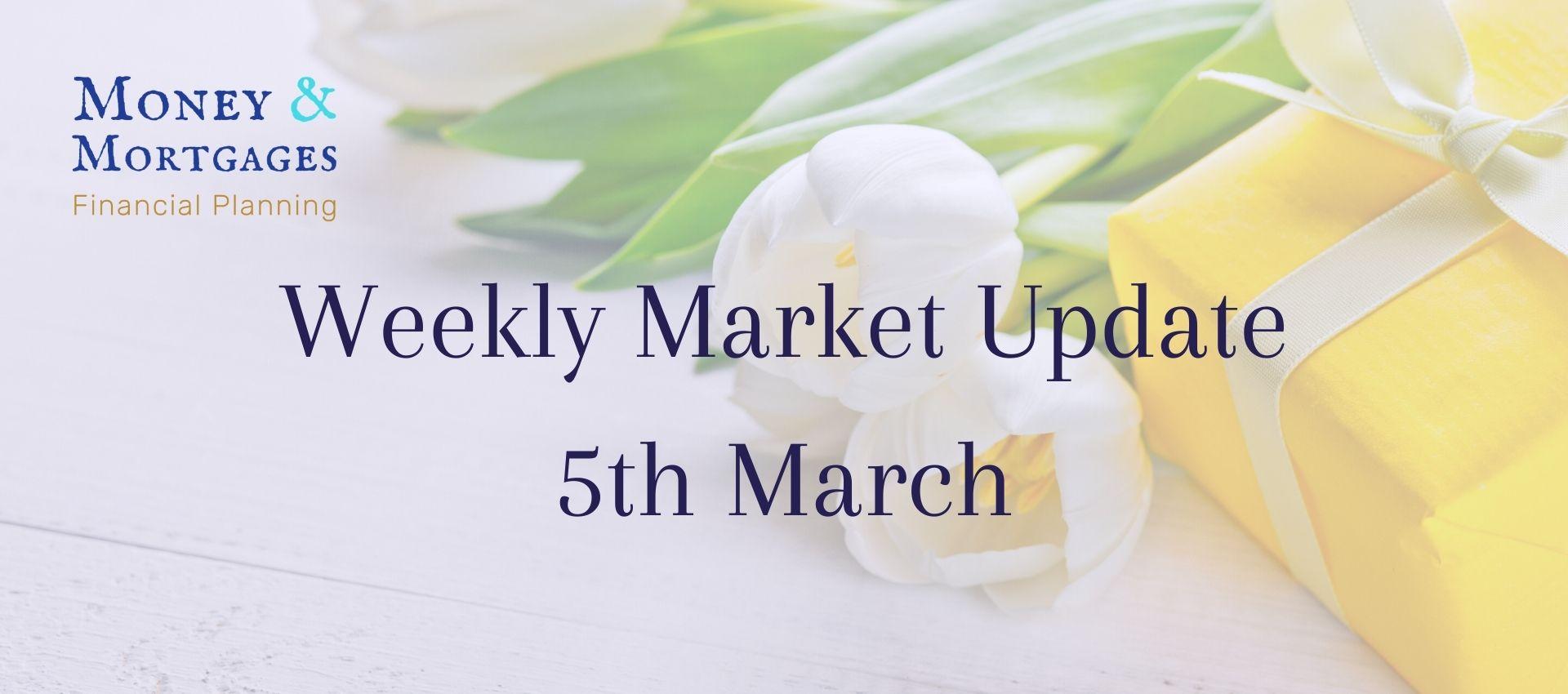 Market Update 5 March