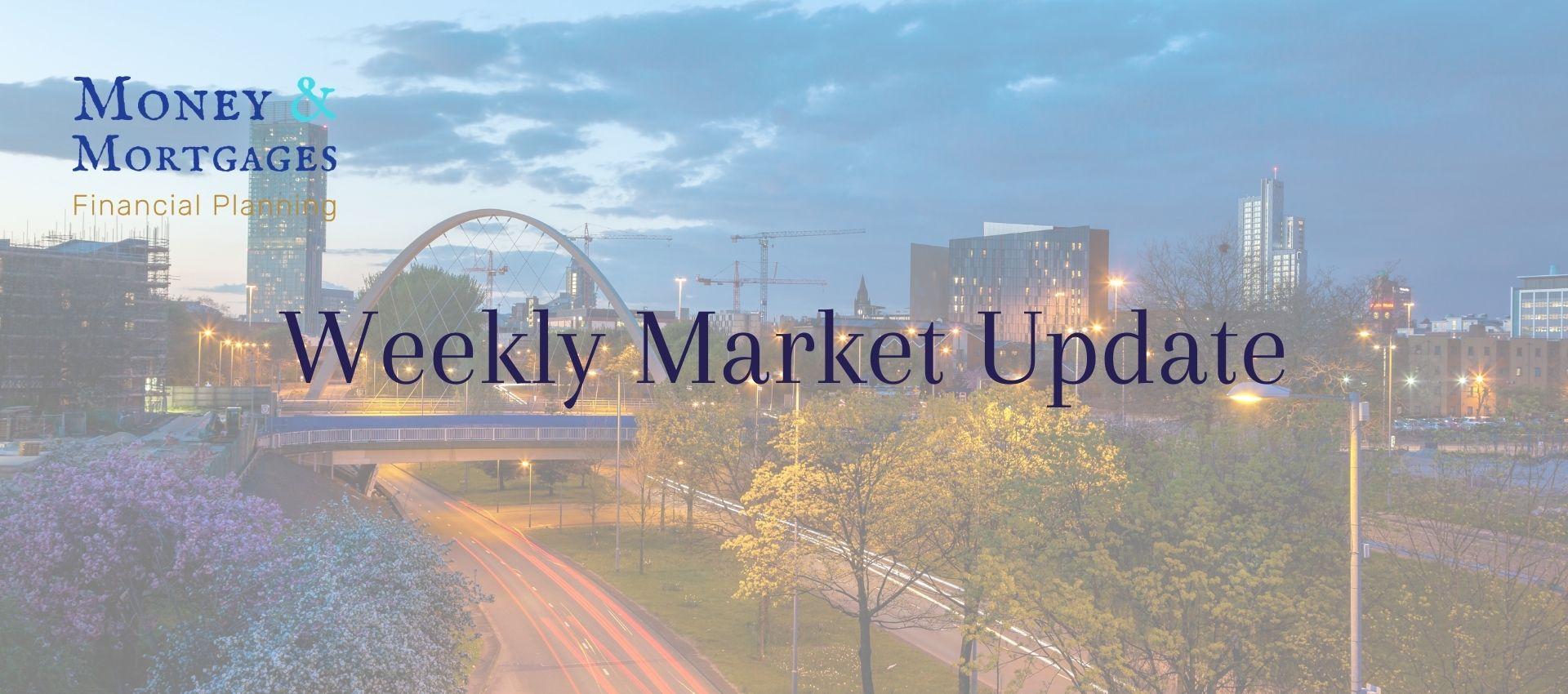 market update to 23 April