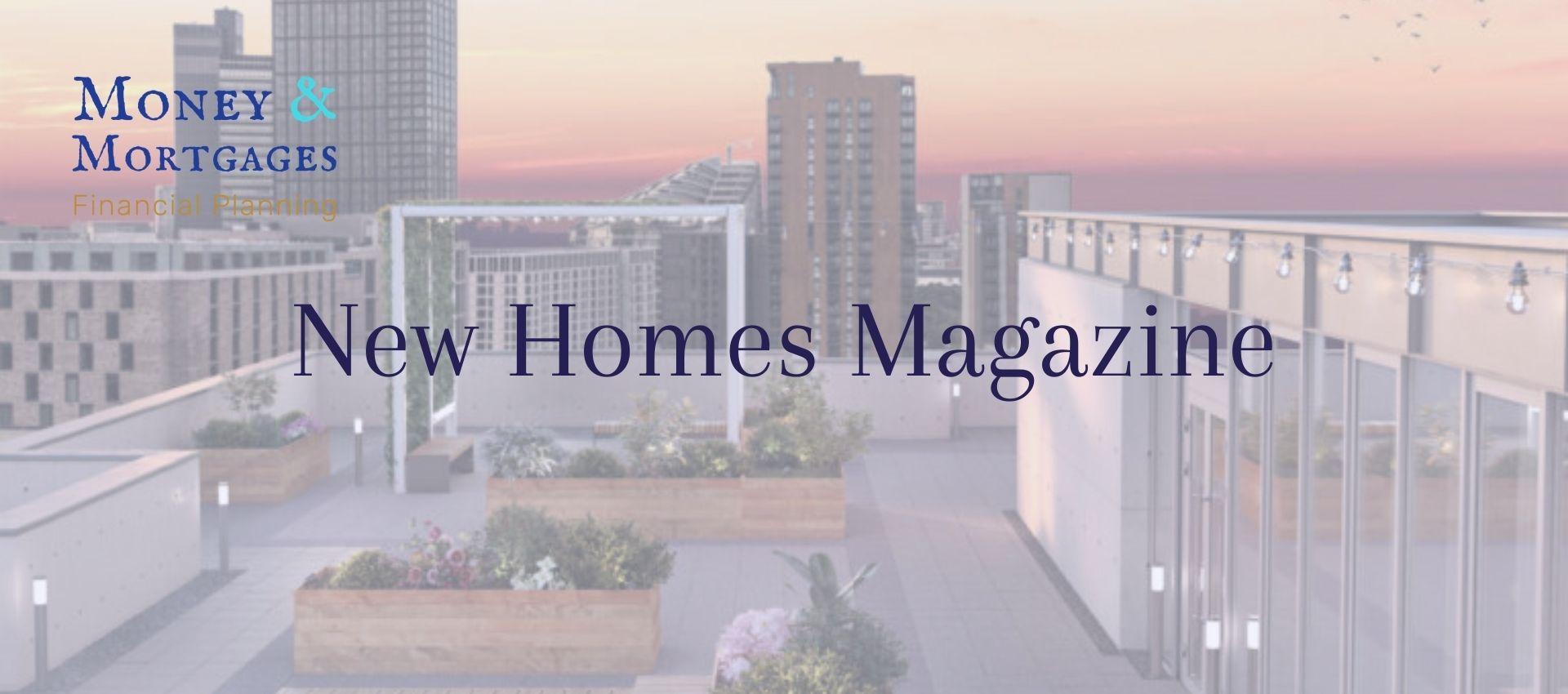 New Homes Magazine Reside