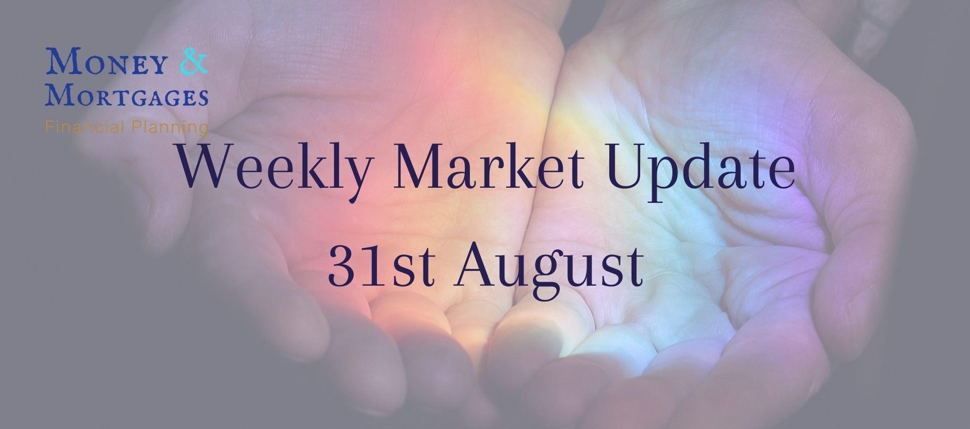31st Aug Market Update