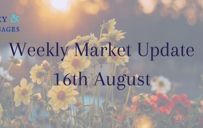 16th August stock market update
