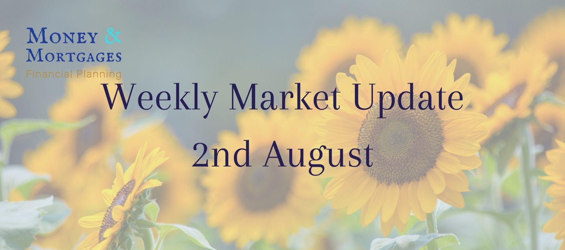 2nd August stock market update